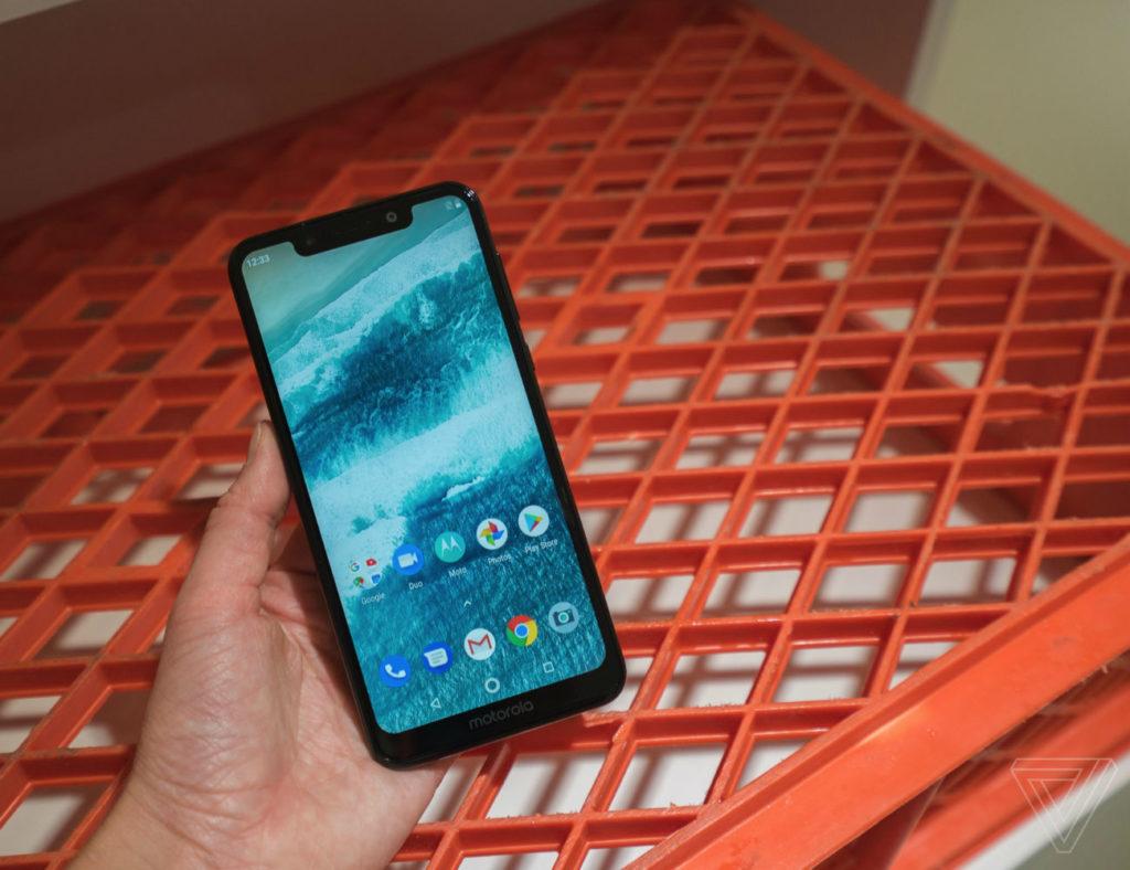 Motorola+One+Smartphone