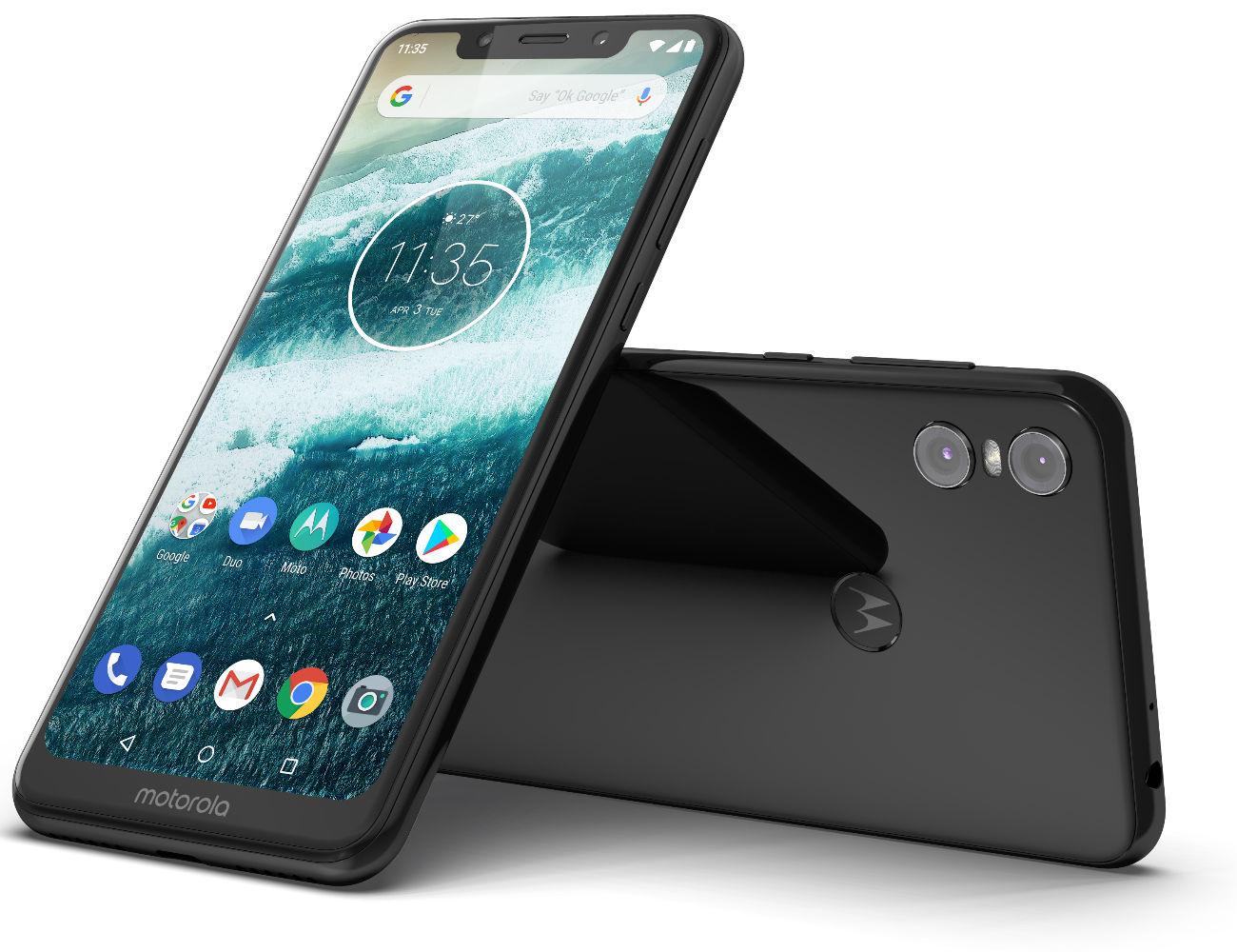 Motorola One Smartphone » Gadget Flow