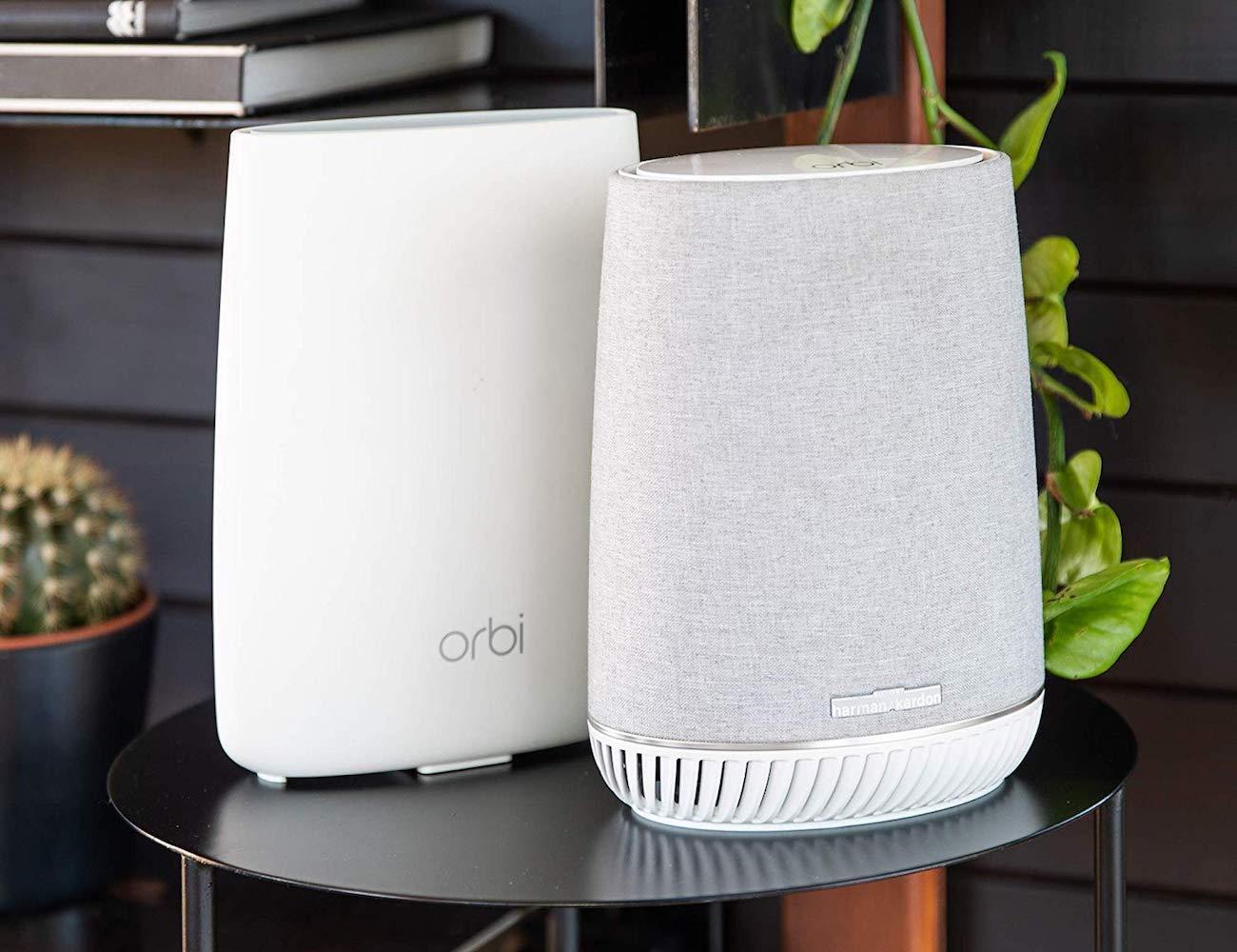 NETGEAR Orbi Voice Mesh Wi-Fi System