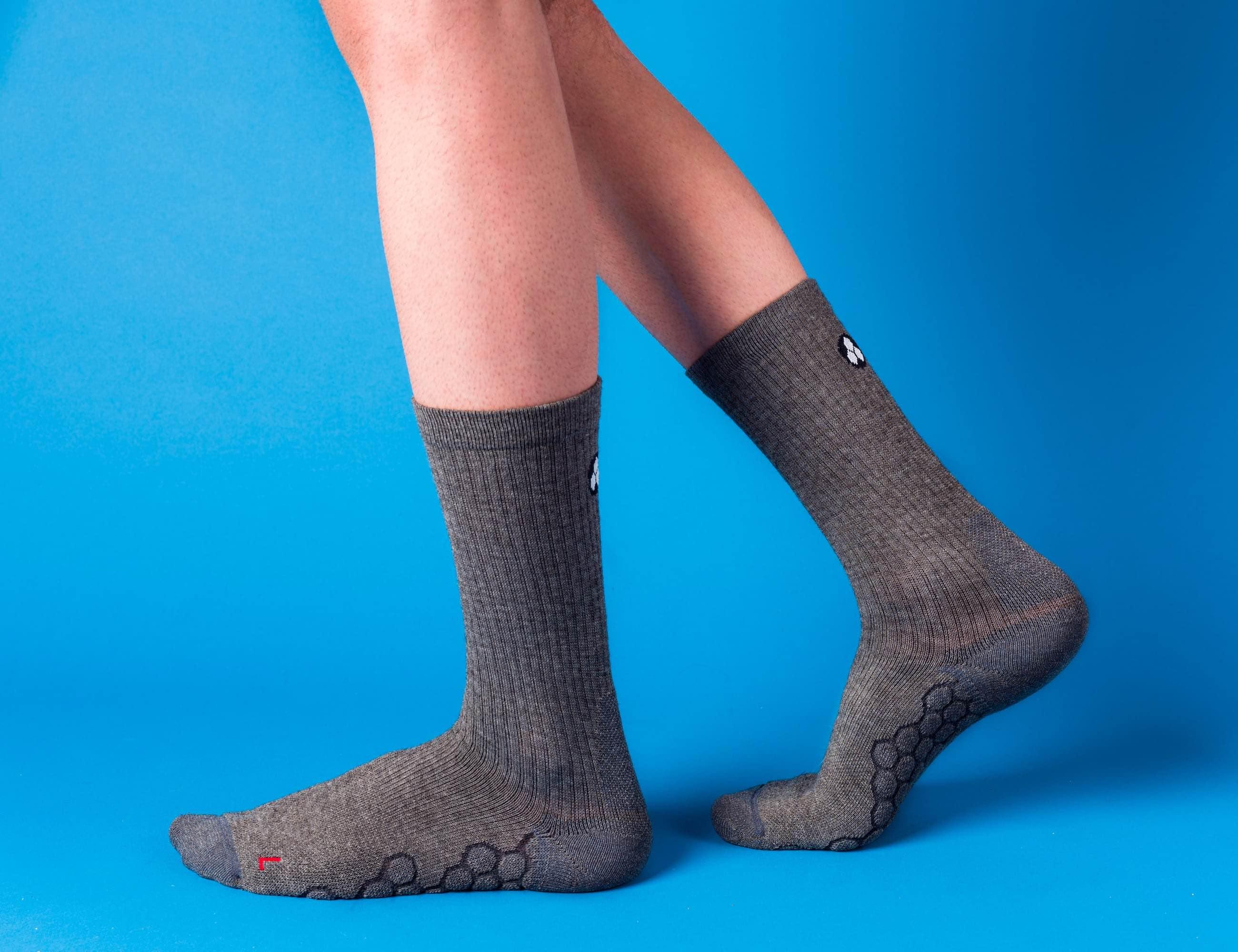 NEVERQUIT Elevated Merino Socks