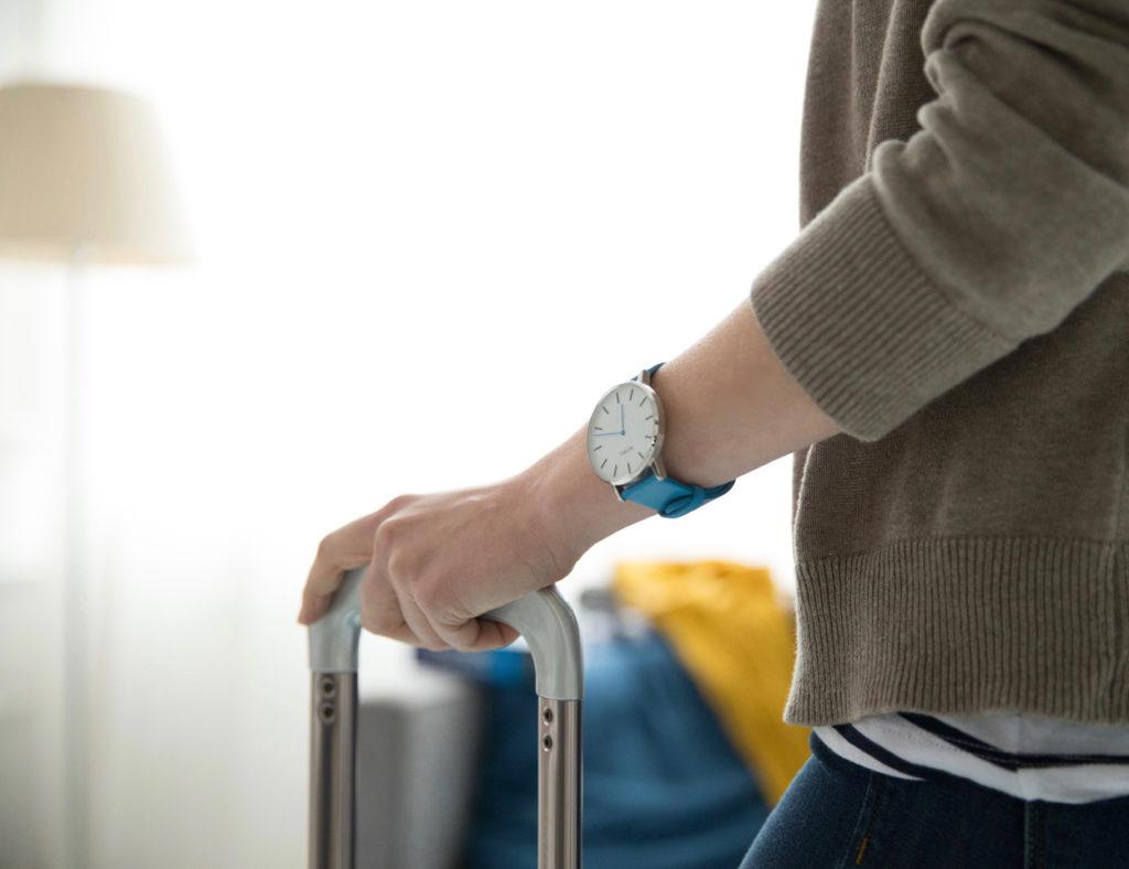 NOWA+Shaper+Ultra-Thin+Hybrid+Smartwatch