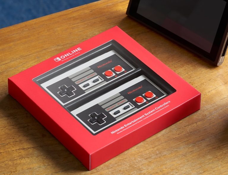 Nintendo+Entertainment+System+Controllers