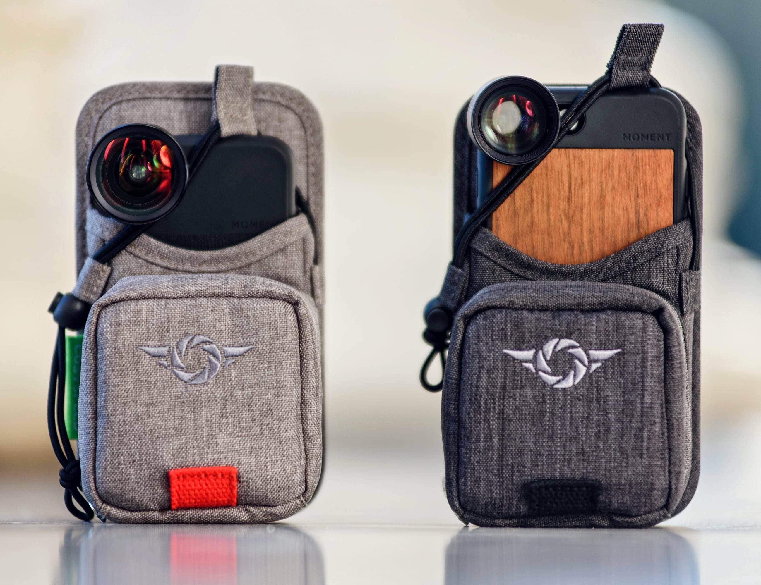 PHONESLINGER Smartphone Photography Bags » Gadget Flow