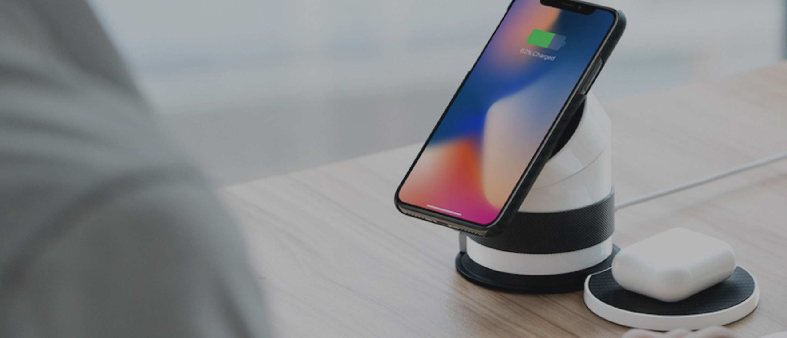 PITAKA MagDock All-in-One Magnetic Wireless Charging Dock