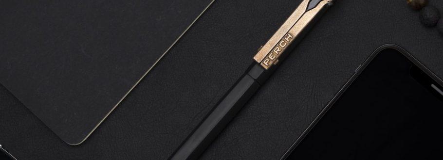 PerchPen is the Swiss Army knife of luxury pens