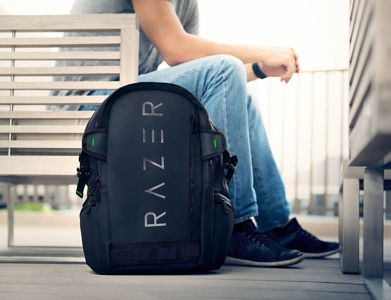 Razer Rogue Gaming Laptop Backpack