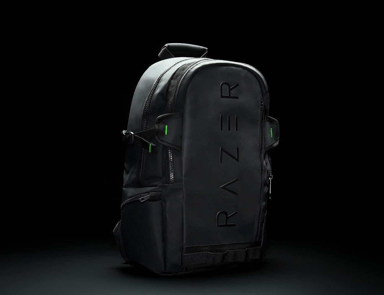 razer rogue gaming laptop backpack gadget flow. Black Bedroom Furniture Sets. Home Design Ideas