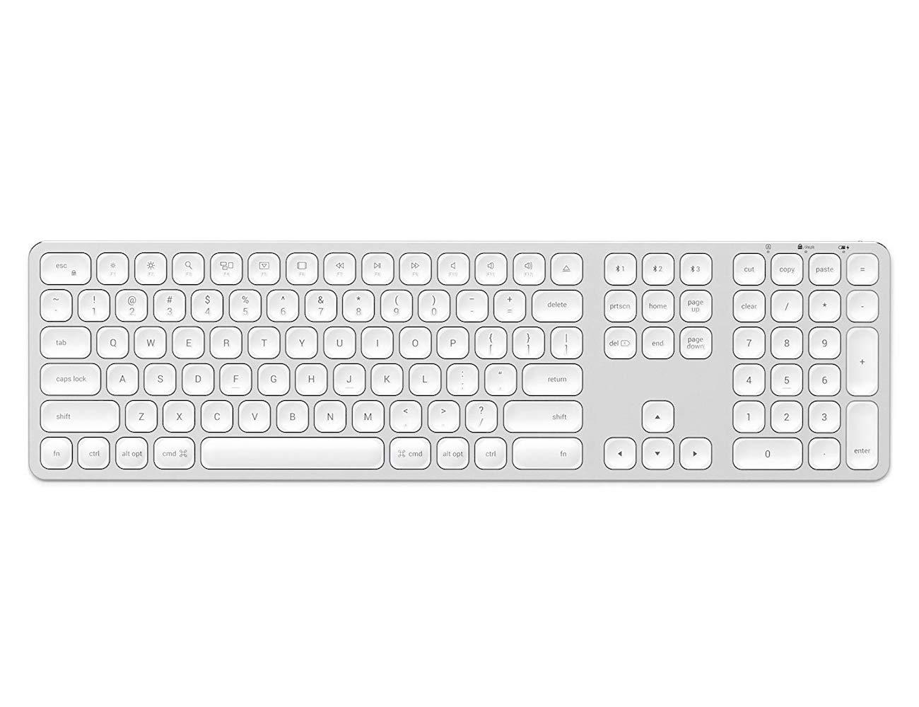 Satechi Aluminum iMac Keyboards