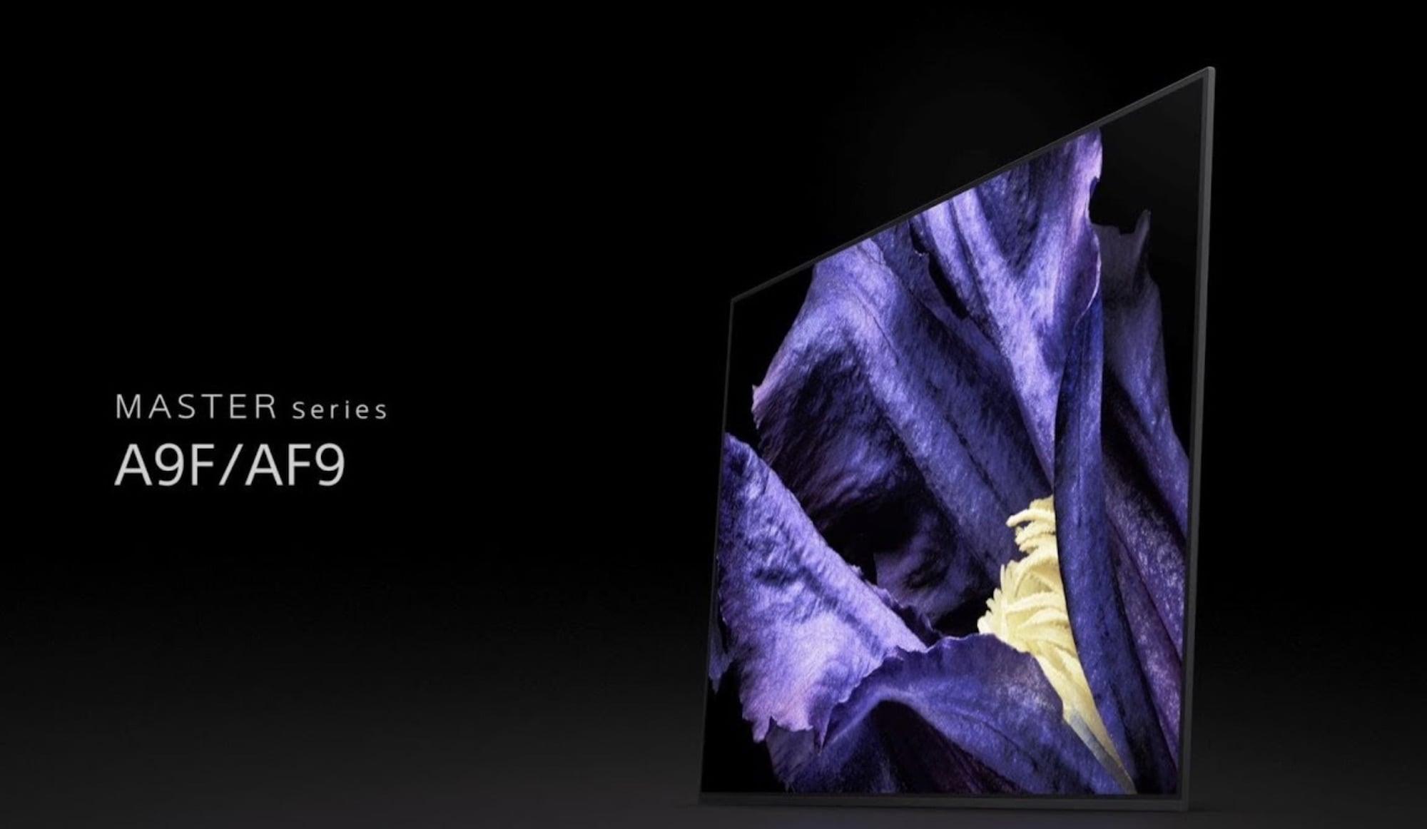 Sony Bravia Master 4K UHD TVs