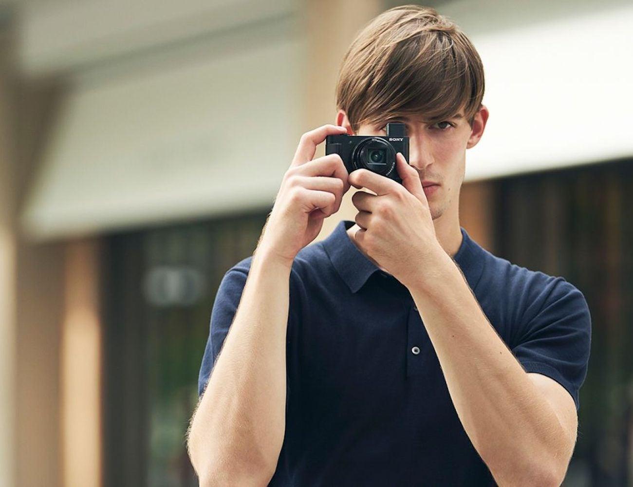 Sony HX99 Compact High-Zoom 4K Camera