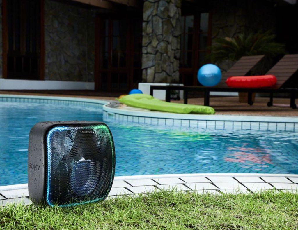 Sony+XB501G+Google+Assistant+Wireless+Speaker