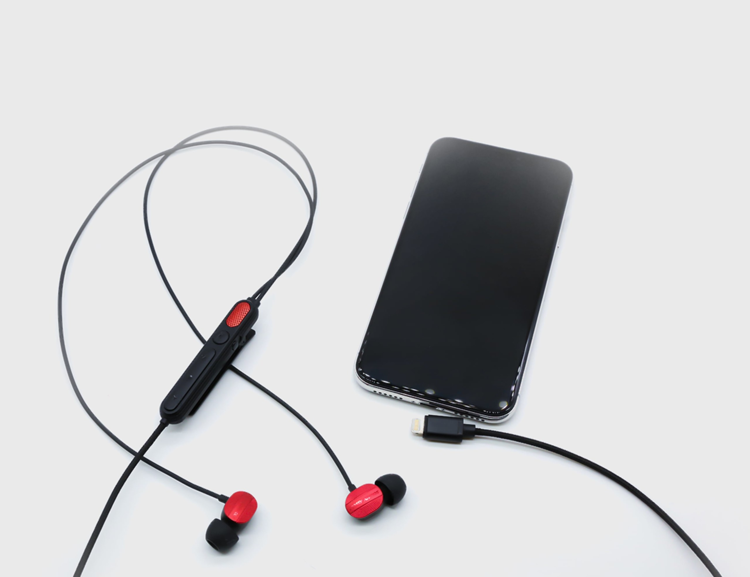 Soundmaster E1 Charge-Free ANC Earbuds