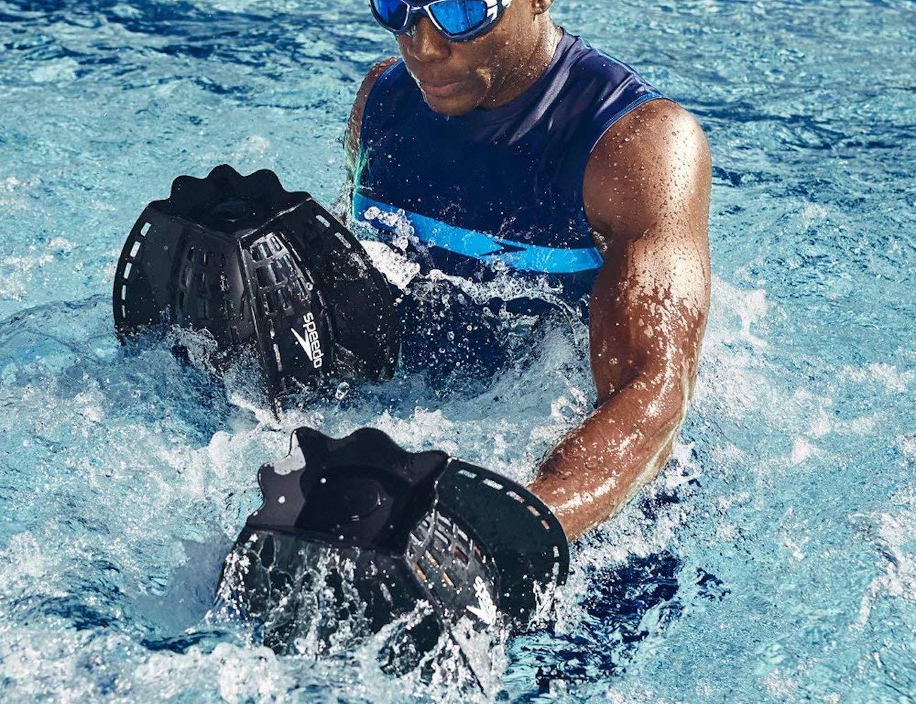 Speedo Hydro Shredders Swim Workout Gear