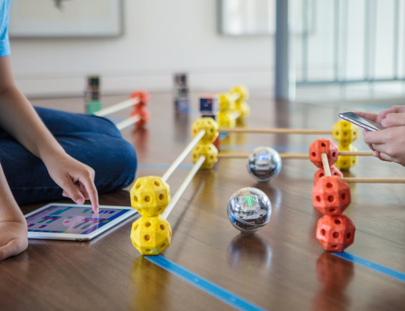 Sphero Bolt Educational Robotic Ball