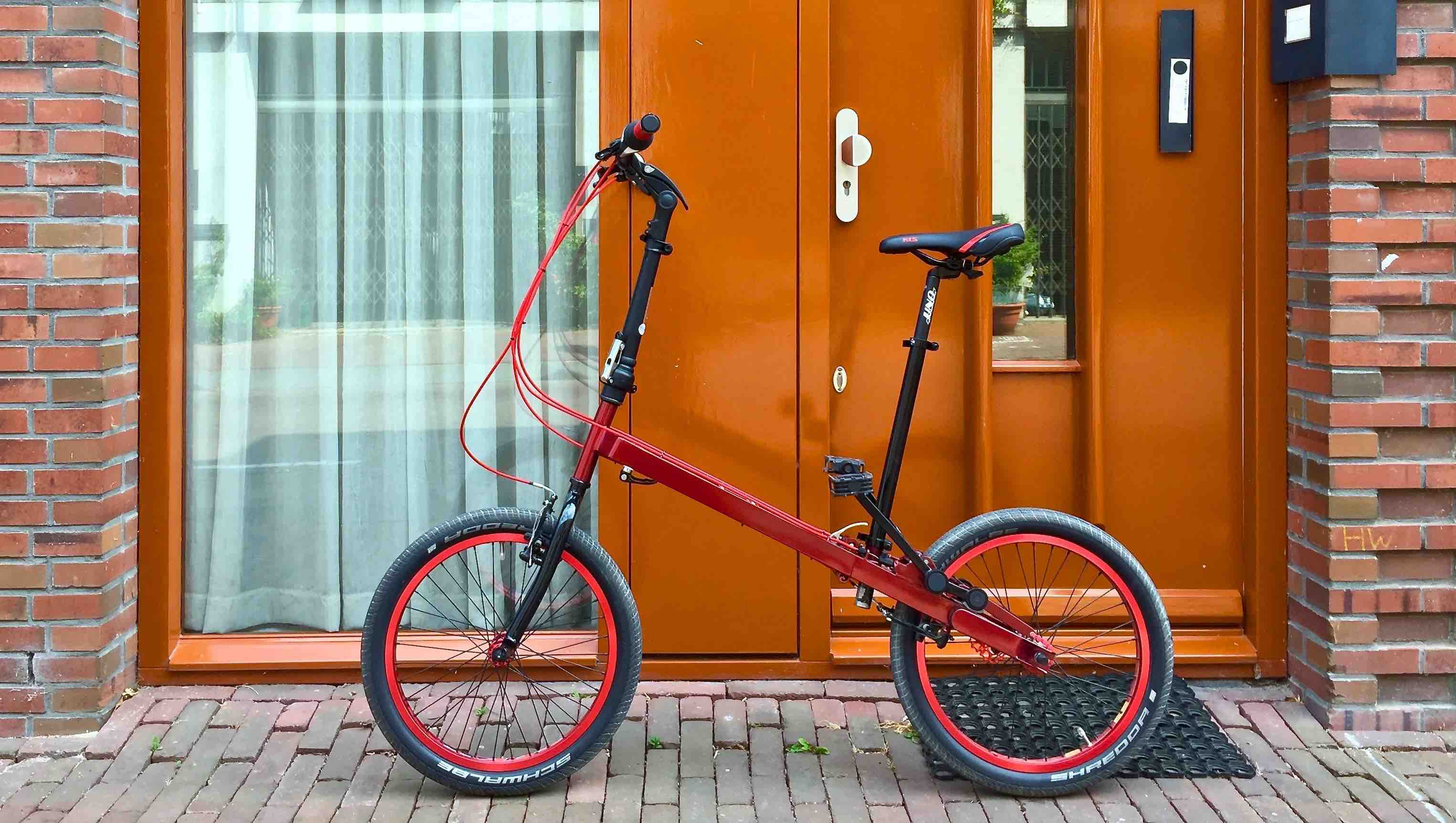 StepTwin Bike – Bionic Folding Bike
