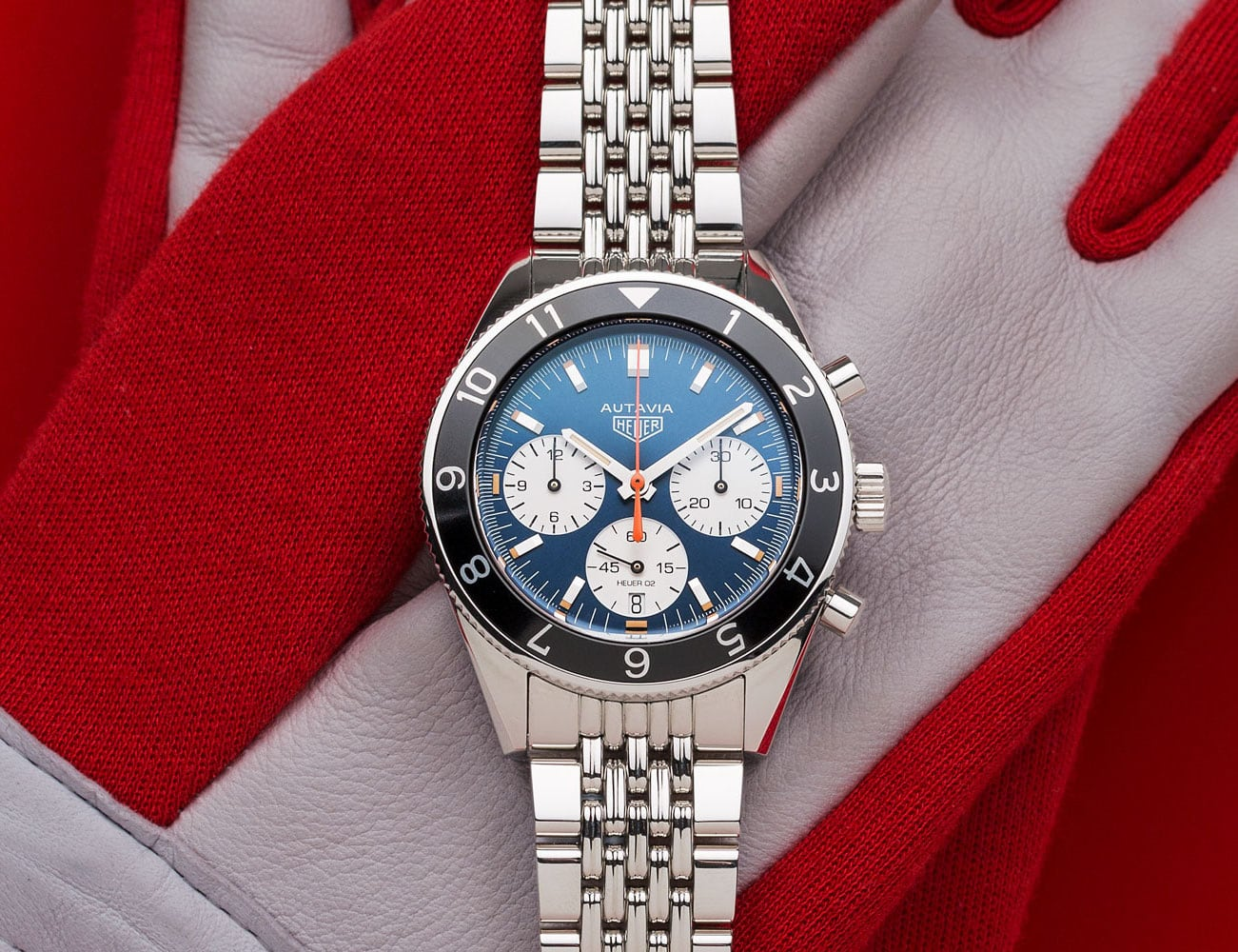 TAG Heuer Autavia Watches of Switzerland Edition