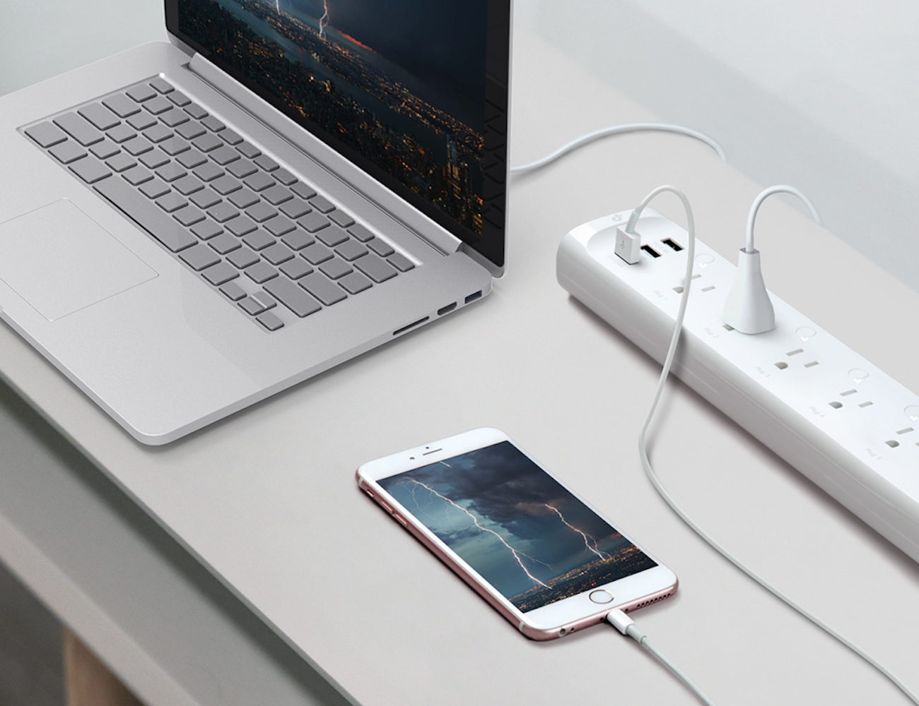 TP-Link HS300 Kasa Smart Wi-Fi Power Strip