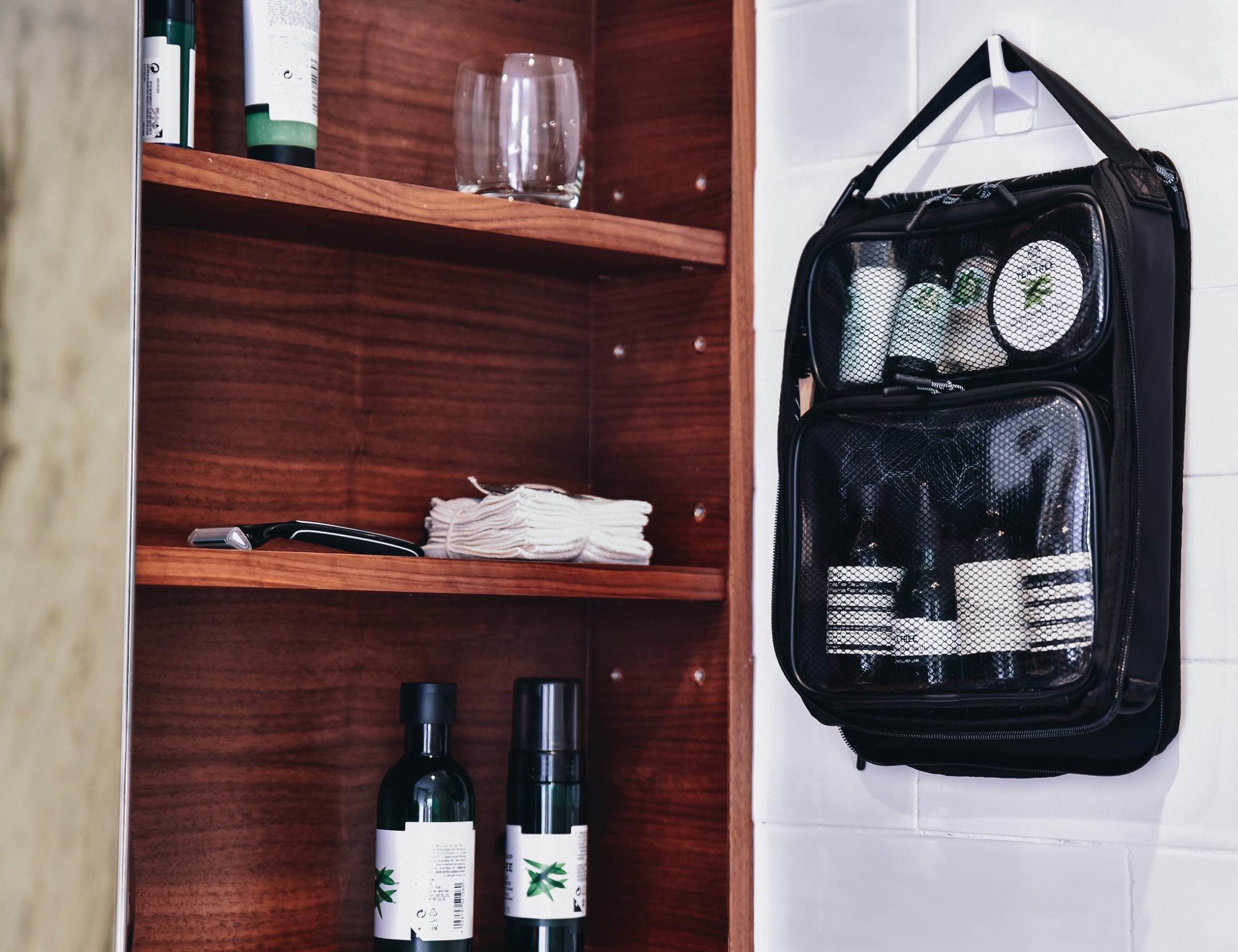 Travel Packer Modular Toiletry Bag