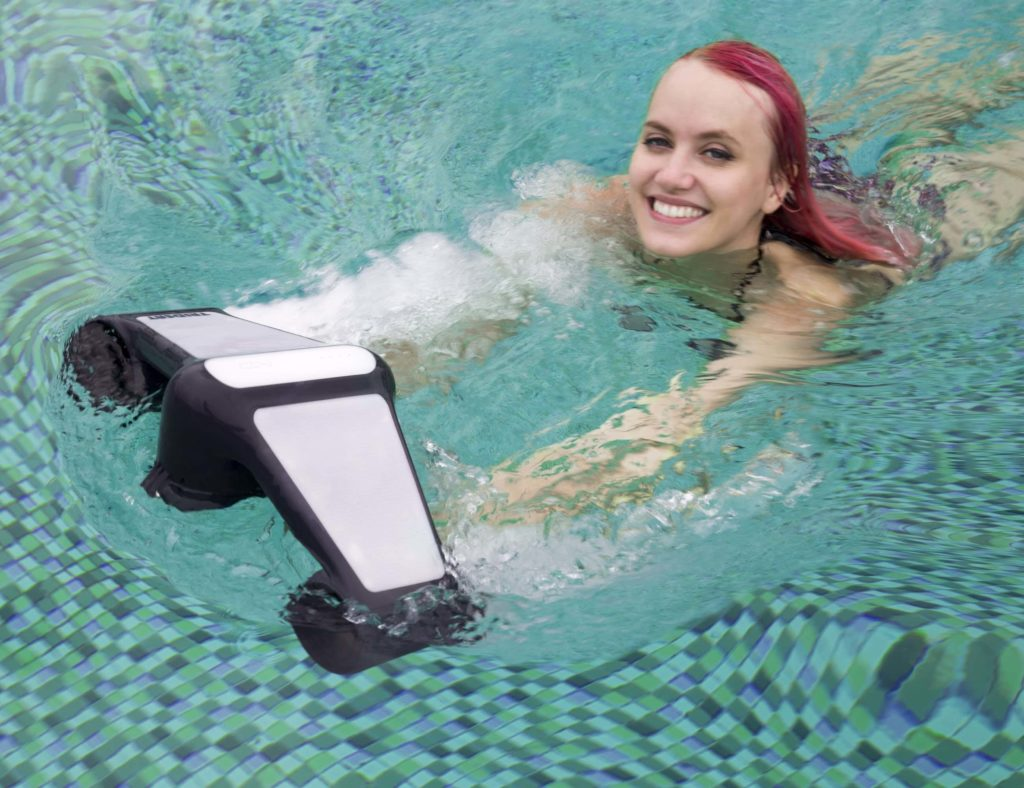 Trident+Integrated+Underwater+Scooter