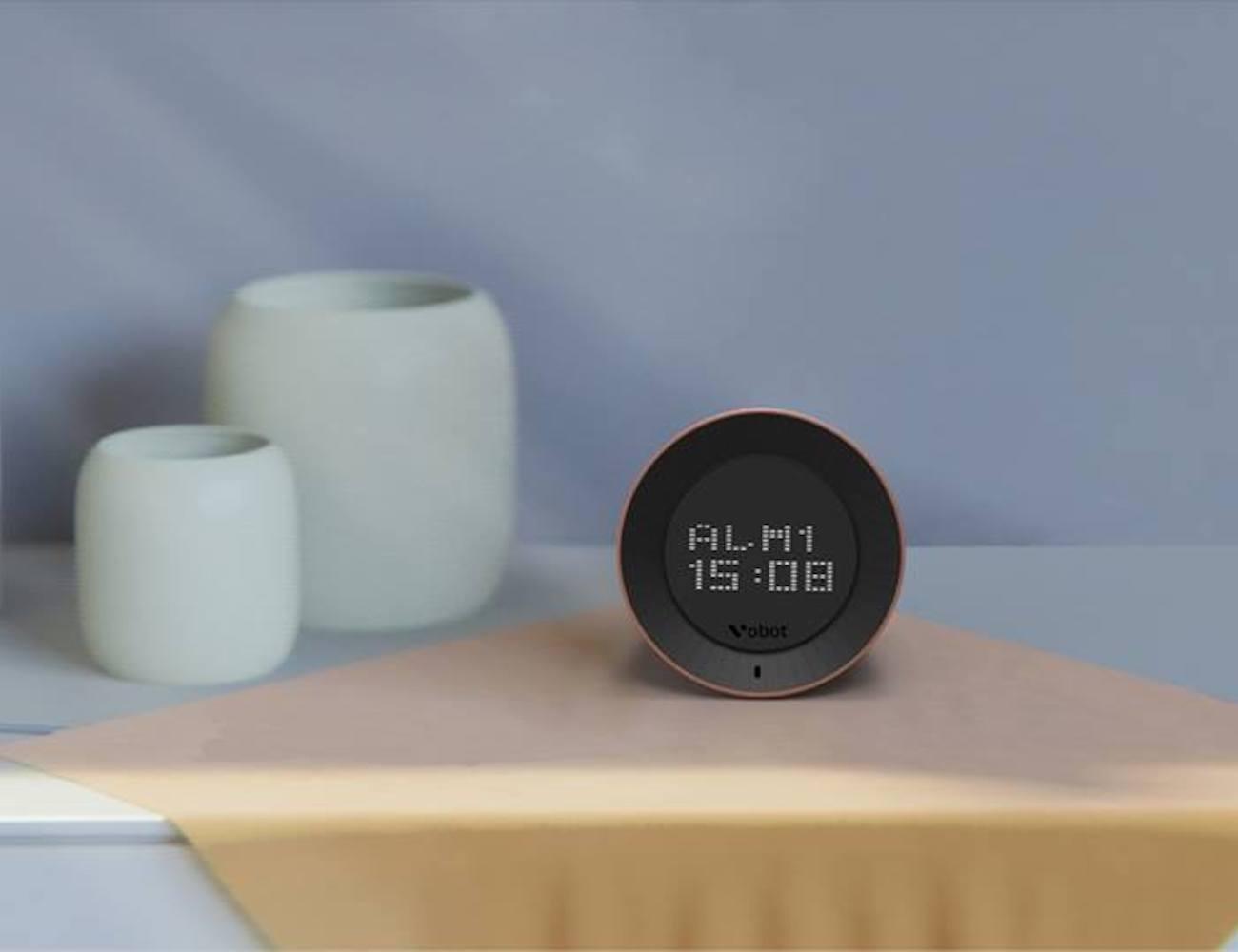 Vobot Smart Bedside Alarm Clock