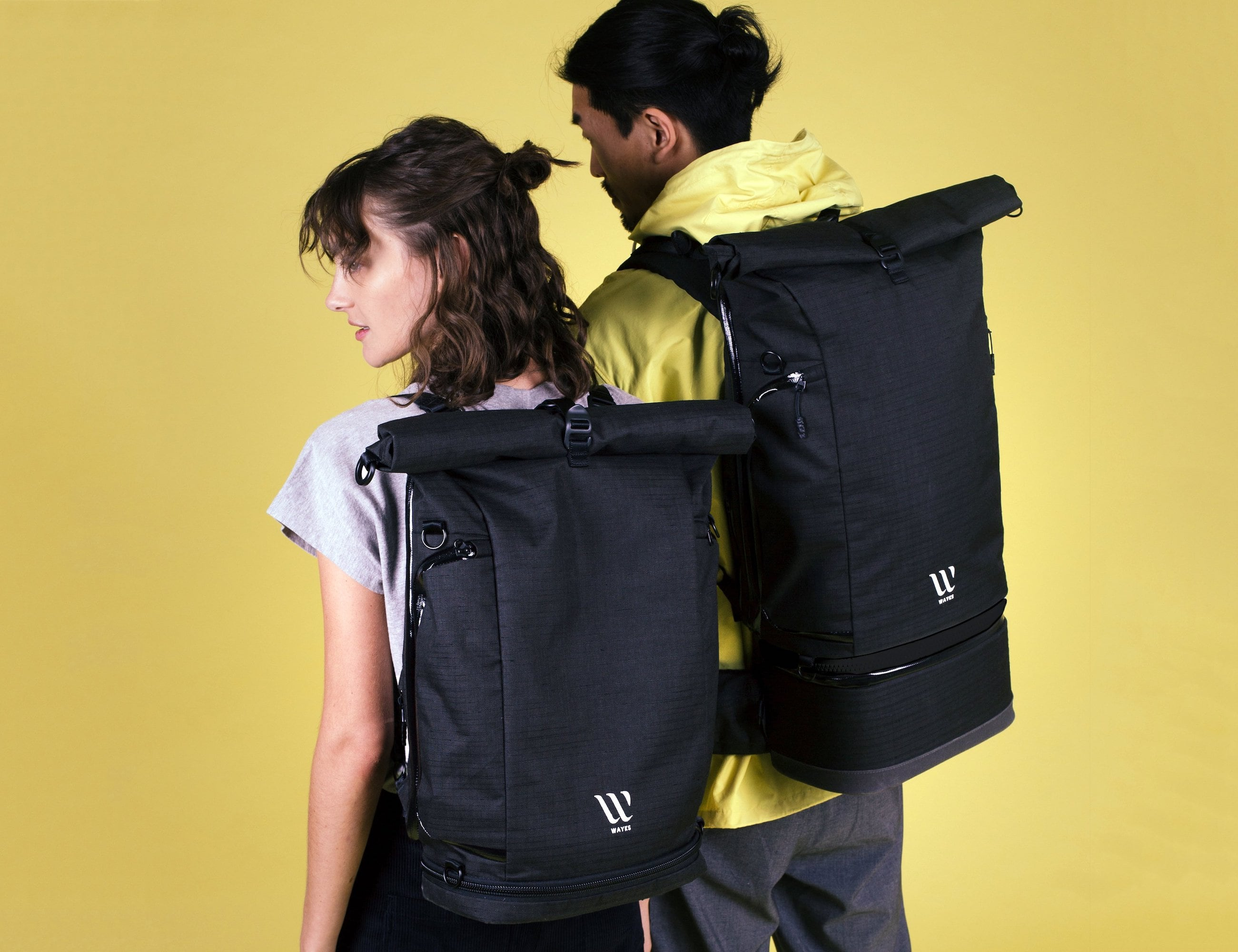 WAYKS ONE Transformable Travel Backpack