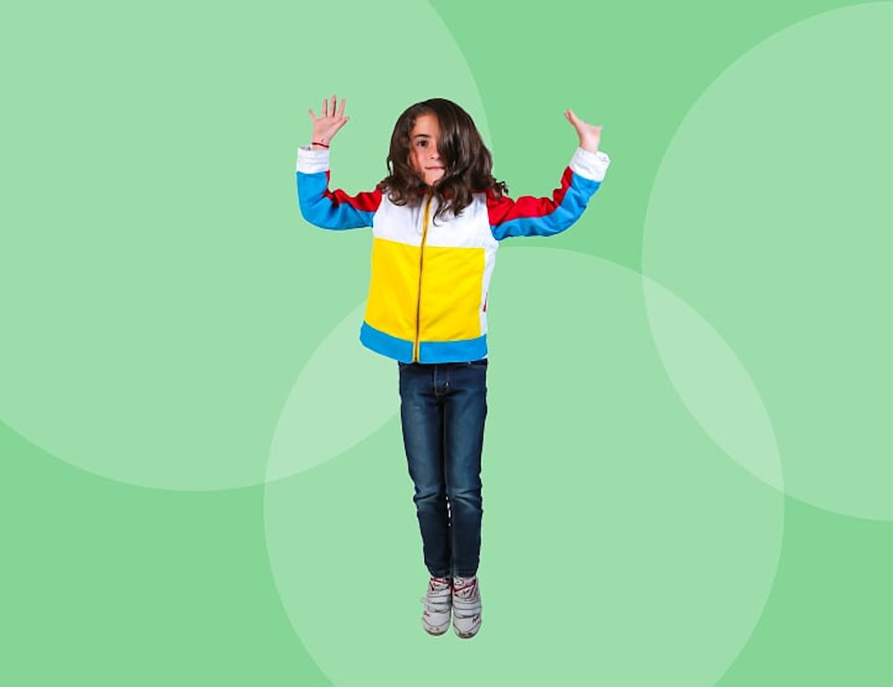 Wiggly Interactive Jacket for Kids