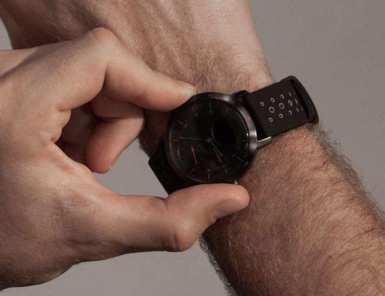 Withings+Steel+HR+Sport+Multi-Sport+Hybrid+Smartwatch