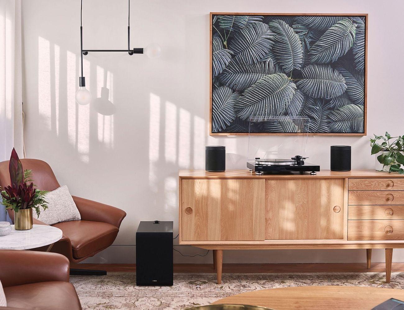 Yamaha MusicCast VINYL 500 Wi-Fi Turntable