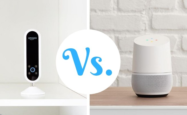 Alexa vs. Google: what your house could look like