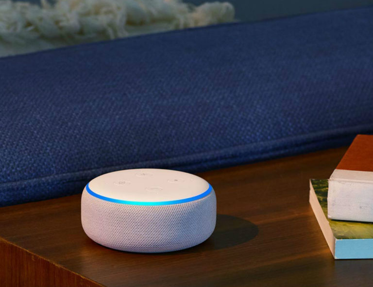 Amazon+Echo+Dot+%283rd+Gen%29+Smart+Speaker+gives+you+full+access+to+the+smart+assistant