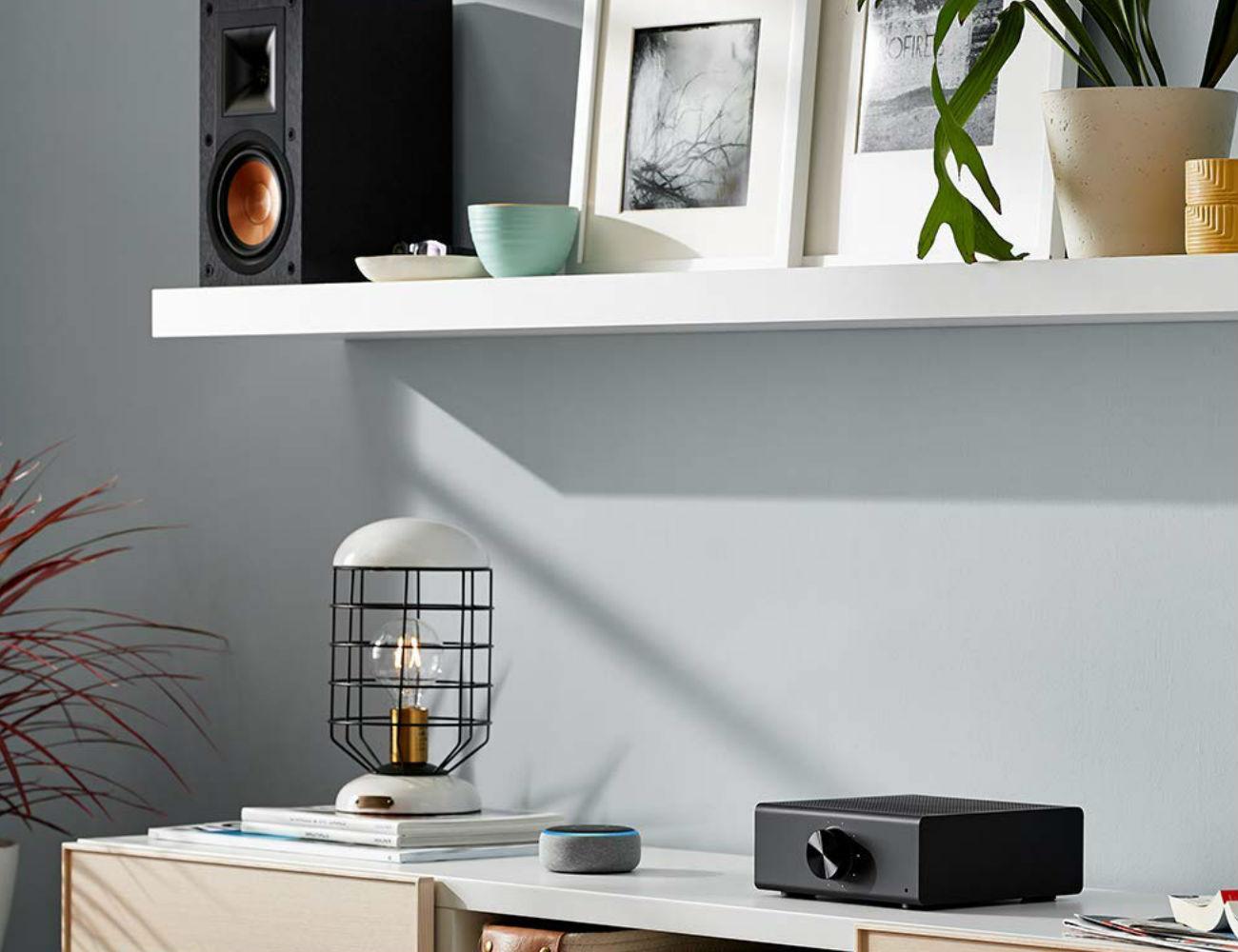 Amazon Echo Link Amp Stereo Amplifier