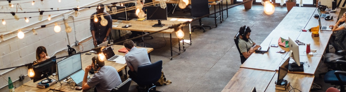 The coolest coworking spaces in the world