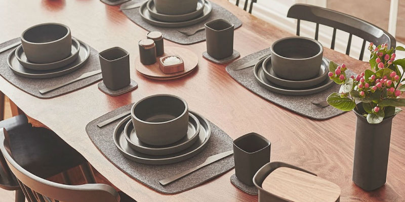 Walnut Placemat by Grovemade