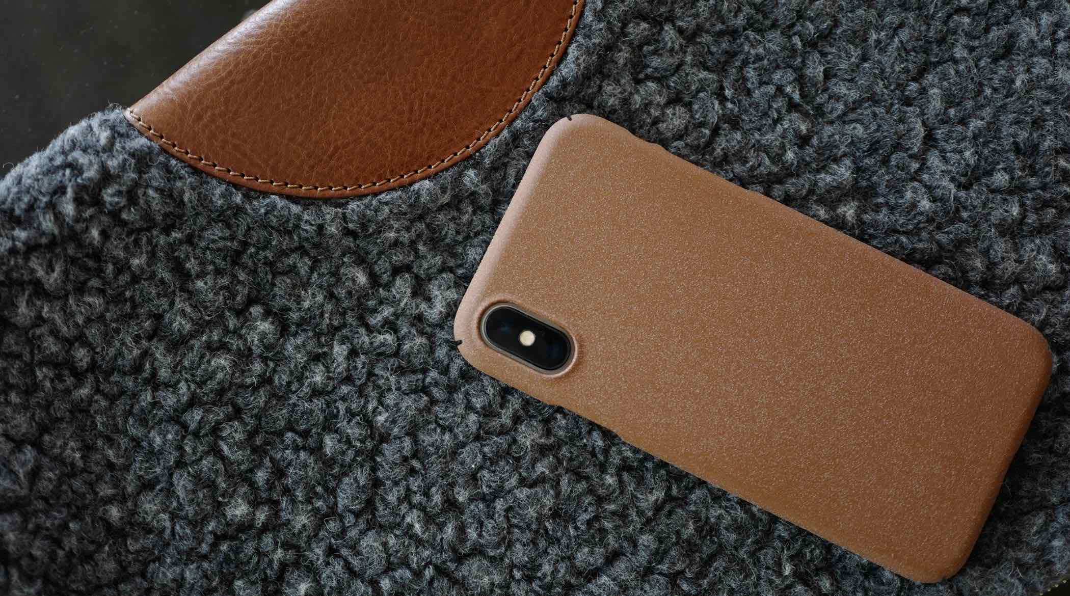 hardgraft Grainy iPhone Xs/Xs Max Cover