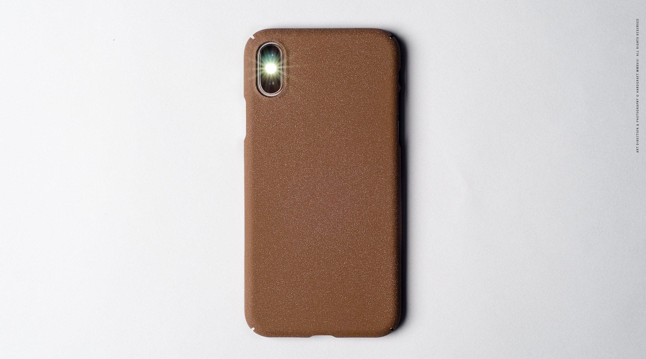 hardgraft Grainy iPhone Xs/Xs Max Cover