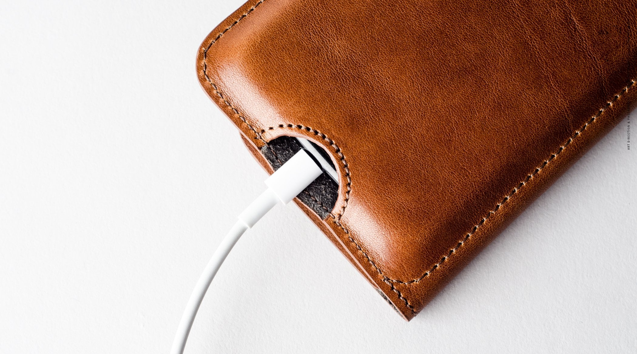 hardgraft Leather iPhone Xs/Xs Max Card Wallet