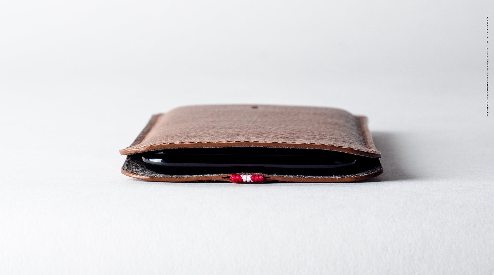 hardgraft Leather iPhone Xs/Xs Max Case