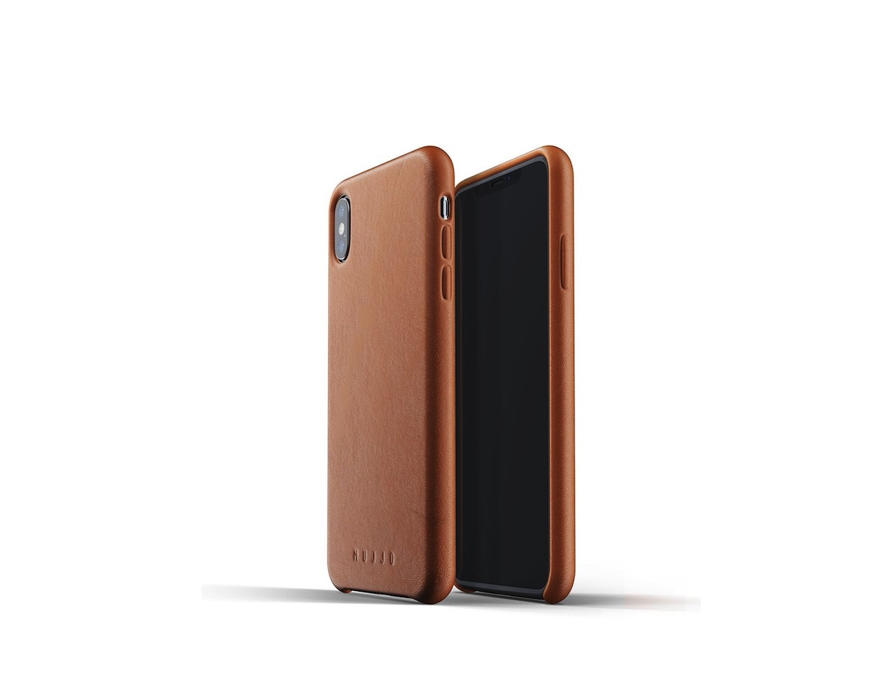 iPhone Xs Max Full Leather Case