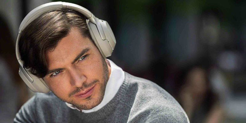 Wireless Noise-Canceling Headphones