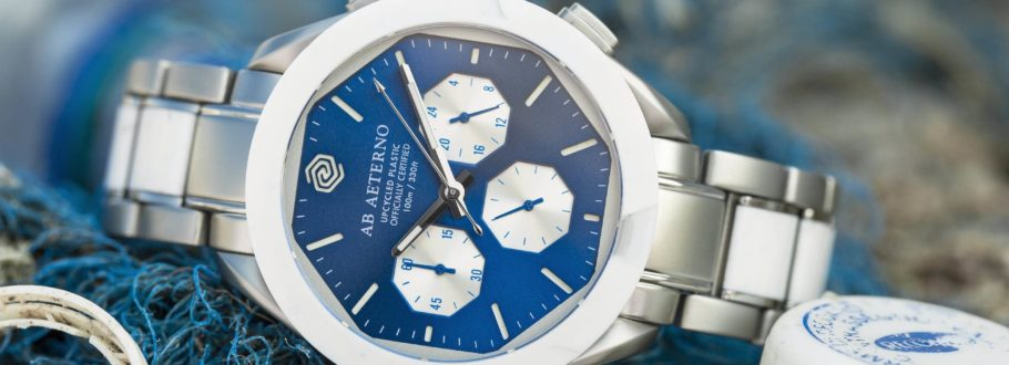 Want to be eco-friendly? You need to see Poseidon watches