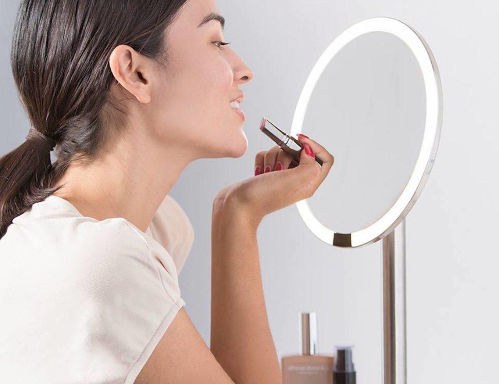 simplehuman+Sensor+Vanity+Mirror