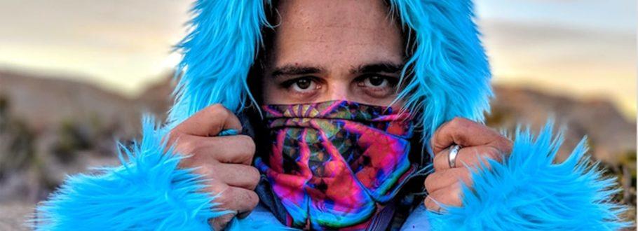 The super comfortable Velu bandana helps you breathe easy
