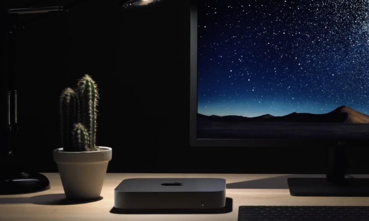 New Ultra-Fast Mac mini