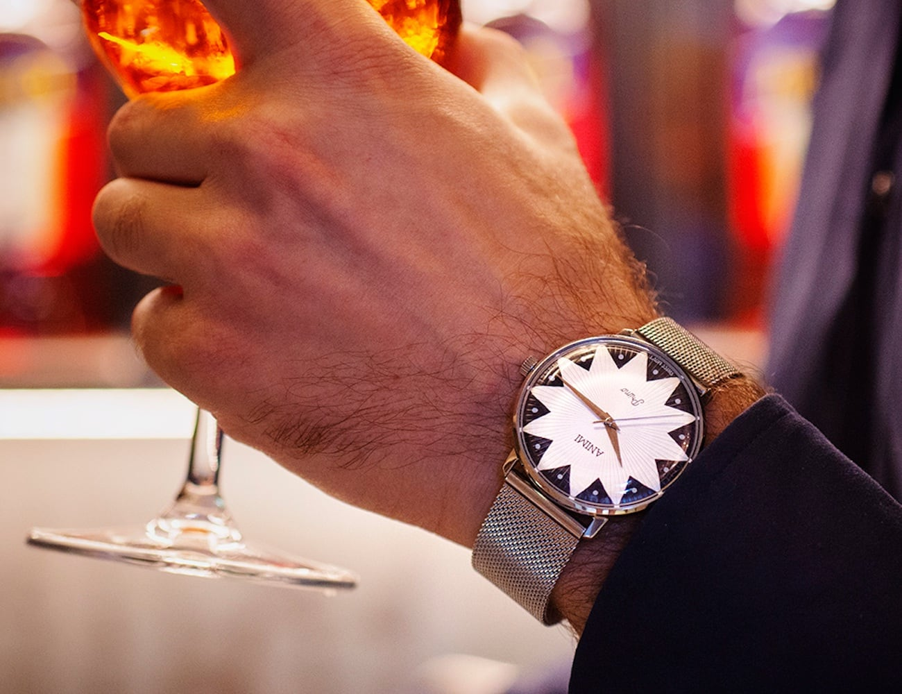 ANIMI Primo Elegant Dress Watch