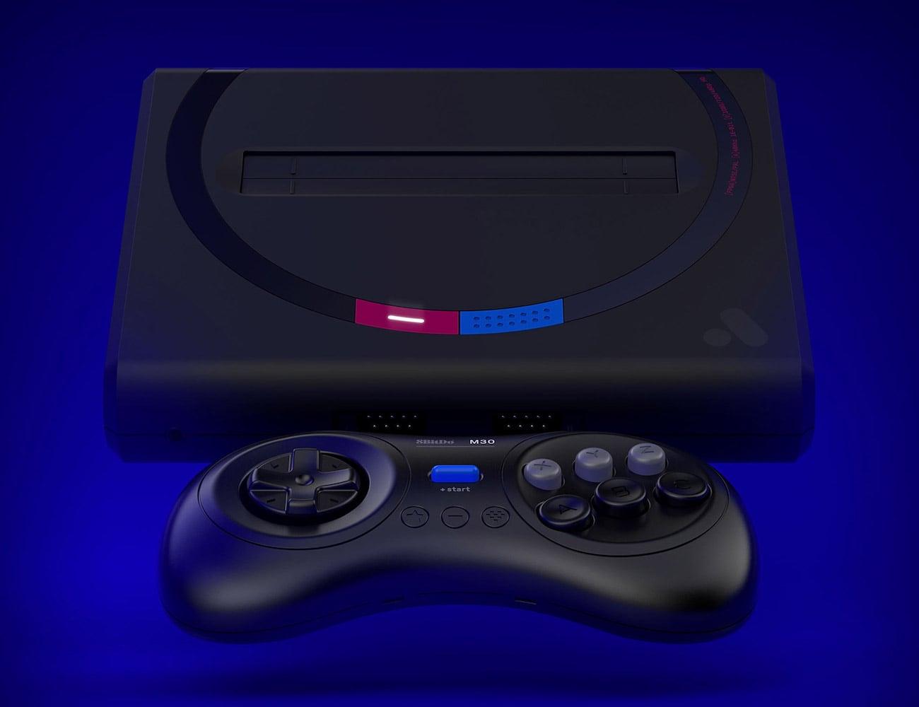 Analogue Mega Sg Sega Genesis Console