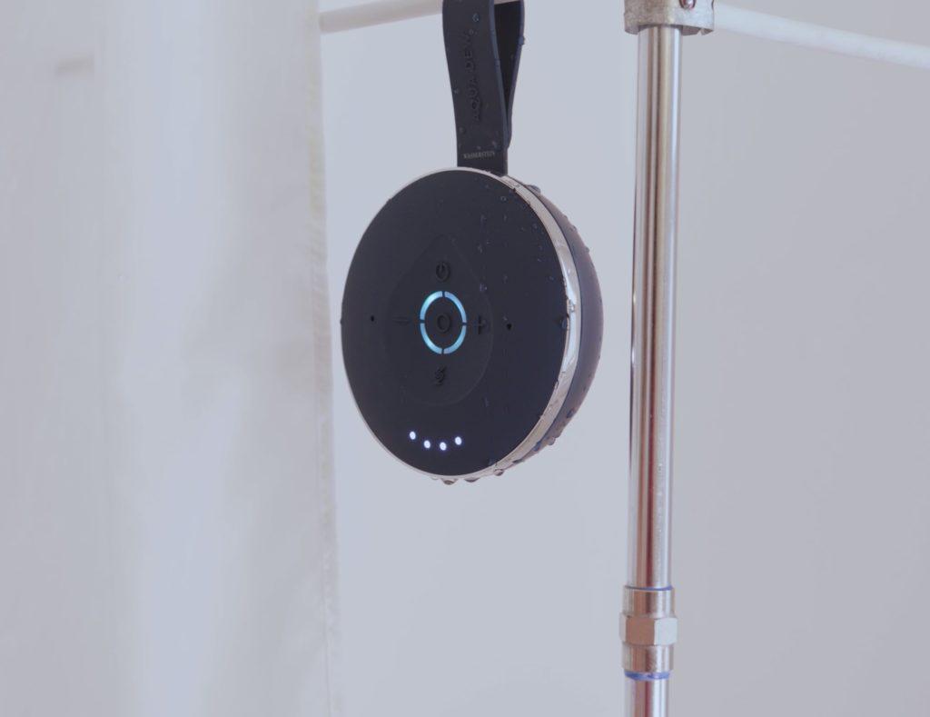 Aqua Dew Alexa Shower Speaker
