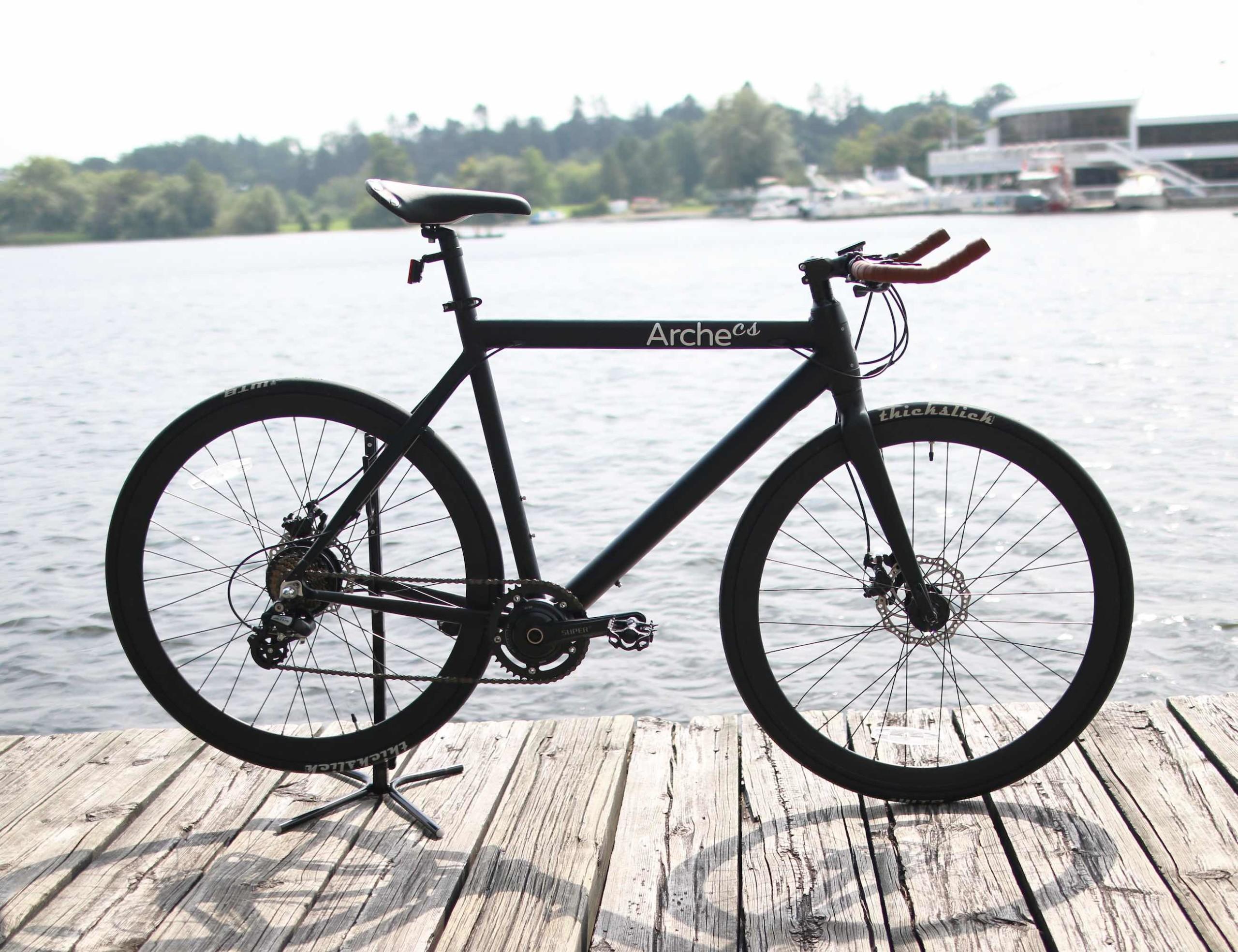 Arche Minimalist Electric Bike