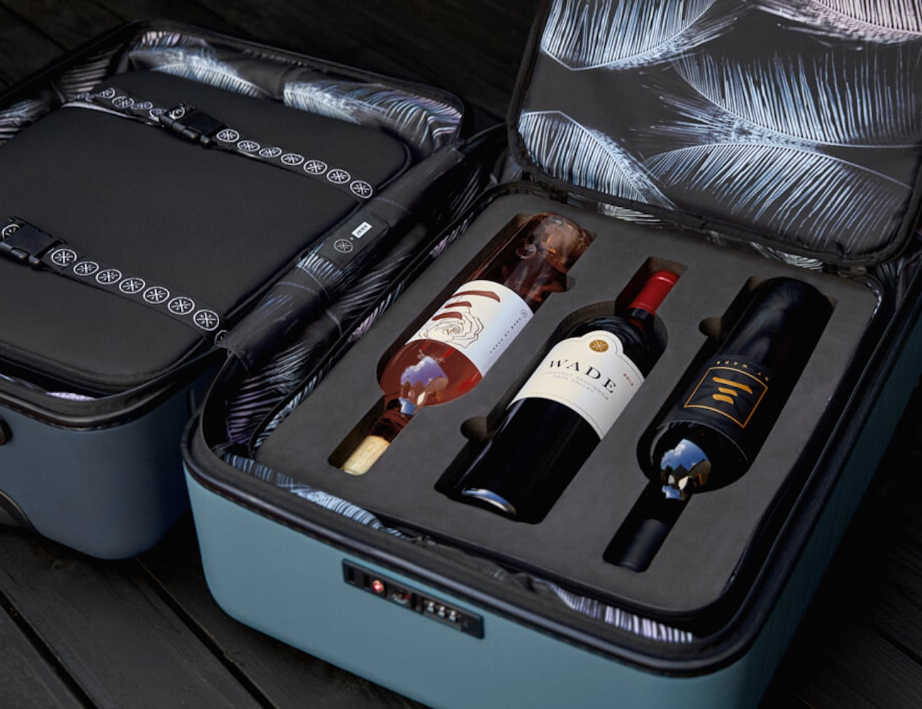 Away Travel The Dwyane Wade Wine Case