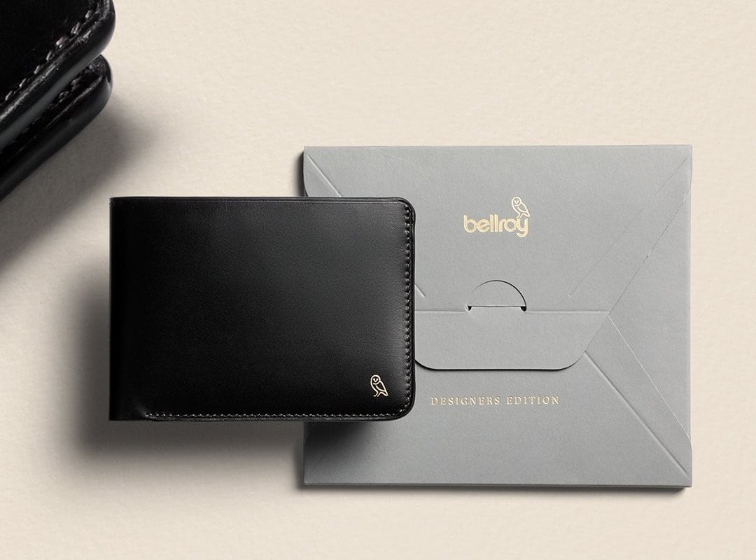 Bellroy Leather Travel Wallet