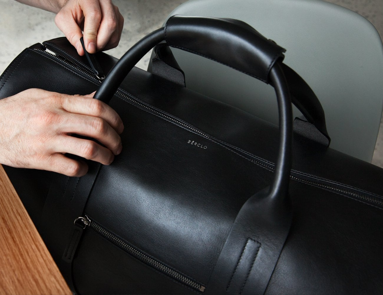 Berclo Italian Leather Bags